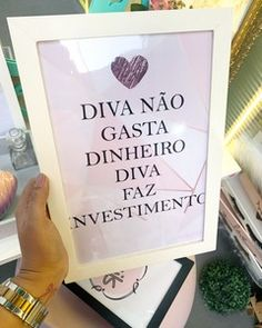Ateliê Laço Rosa Nail Salon Design, Tupperware, Manicure Diy, Feminism Quotes, Nail Designer, Instagram Blog, Home Design Decor, Love Words, Spa Day