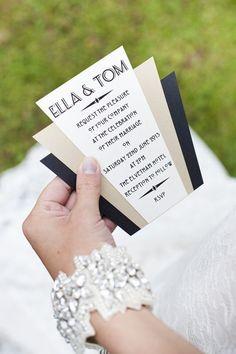 New wedding invitations diy blue table numbers Ideas Art Deco Wedding Invitations, Vintage Wedding Invitations, Wedding Stationary, Create Invitations, Vintage Weddings, Wedding Vintage, Gold Invitations, Lace Weddings, Great Gatsby Wedding