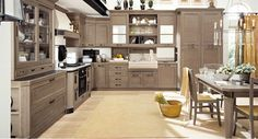 wouldn't mind having a kitchen like this