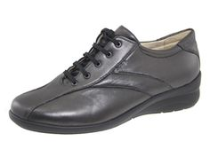 6bf93f90dc8f Susan Hallux Ladies Lace-Up Bunion Shoes - Fidelio Magic Stretch - Treat  Bunions Without