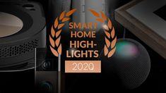 Blogger präsentieren ihre Smarthome-Highlights 2020 Smart Home, Broadway Shows, Highlights, Smart House, Luminizer, Hair Highlights, Highlight