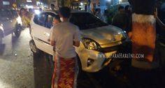 Kecelakaan Beruntun Terjadi di Jl Wakhid Hasyim