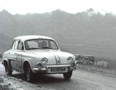 Pierre Orsini - Renault Dauphine 1093 - Tour de Corse 1962