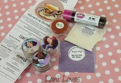 Innocent + Twisted Alchemy I+T Alchemists Subscription July 2015 Swatches & Review