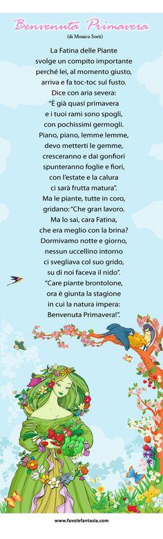 Spring Poem, Italian Language, Primary School, Poems, Gandhi, Education, Learning, Frases, Fantasy