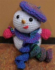 Love Snowmen for Christmas....gonna add this to my collection