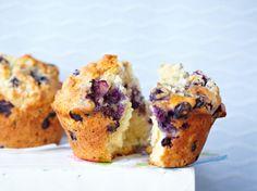 Unser beliebtes Rezept für Classic Blueberry Muffins (Blaubeer-Muffins) und mehr als 55.000 weitere kostenlose Rezepte auf LECKER.de.