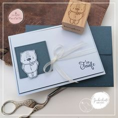 Zur Taufe Shadow Box, Place Cards, Place Card Holders, Instagram, Hobby Horse, Creative, Boys, Advertising