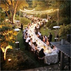Garden Wedding Photography Long Tables 15 New Ideas – Outdoor Wedding Long Table Wedding, Outdoor Wedding Reception, Wedding Venues, Outdoor Weddings, Backyard Weddings, Reception Table, Reception Ideas, Reception Layout, Glamping Weddings