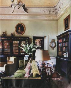 Fashion designer Dianora Salviati's ancestral Villa Duca Salviati outside Pisa, Italy.