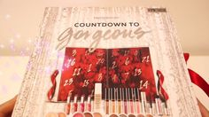 SPOILER! Unboxing 2016 bareMinerals Advent Calendar Countdown to Gorgeou...