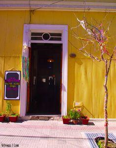 "La Dateria: Tiendas cerro Valpo ""part I"""