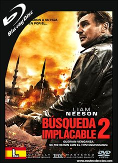 Búsqueda Implacable 2 2012 BRrip Latino ~ Movie Coleccion