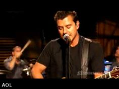 Gavin Rossdale - Love Remains The Same (AOL Sessions)......absolutely love this song...