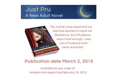 Satisfaction for Insatiable Readers: Reading Addiction Virtual Book Tours BOOK BLITZ starring JUST PRU by Anne Pfeffer!