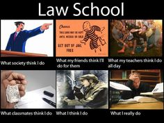 Law school meme haha @Sheri | Pork Cracklins | Pork Cracklins Wolfe