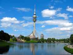 Olympiapark, Munich (2010)   - site of the 1972 Summer Olympics