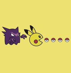Pacman #Pokemon