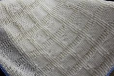 knitted baby blanket | Knitting Ideas | Project on Craftsy: Sunny Baby Blanket ...