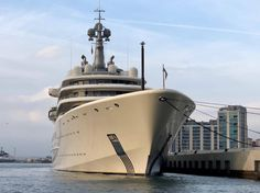 Eclipse, the 162-meter former largest yacht in the world has recently been spotted in Gibraltar.Famously built for Russian billionaire, Roman Abramovich as the flagship of his fleet, Eclipse was delivered in 2010 by German shipyard, Blohm+Voss (now part of Lurssen), as the largest yacht in the...
