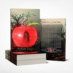 Apple- great for your magical book. Now available. #Apple #magicapple #trapped…