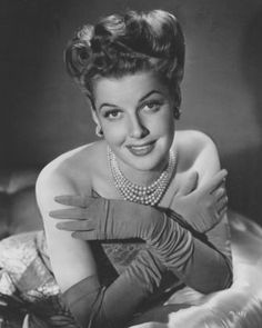 Ann Sheridan: Lovely to Look At Old Hollywood Stars, Old Hollywood Glamour, Hollywood Fashion, Golden Age Of Hollywood, Vintage Hollywood, Hollywood Actresses, Classic Hollywood, Hollywood Style, Classic Actresses