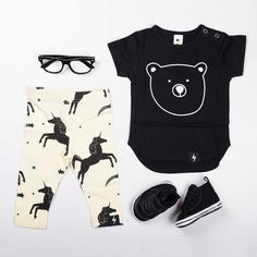 """@babydinoshop You guys are loving this season of KaPow Kids! We have almost completely sold out of everything but if you're after a size 2, you're in luck! This outfit is still available in size 2 (except the shoes- sorry!) just search for """"KaPow Kids"""" at www.babydino.com.au (ps use code 40SEASON for 40% off 🙌🏽"""