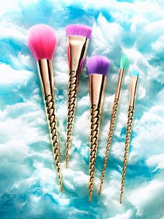limited-edition magic wands brush set from tarte cosmetics
