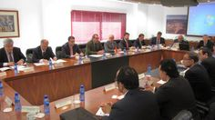 Reunión de trabajo en la APBA de cara a la Operación Paso del Estrecho del 2014