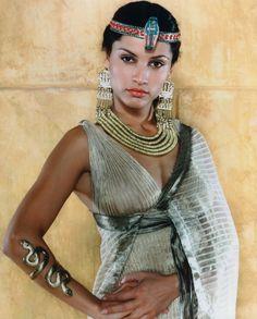 Cleopatra (1999)  Starring Leonor Varela,