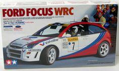 Ford Focus WRC Tamiya #24217 1/24 New Model Sports Car Race Car – Shore Line Hobby
