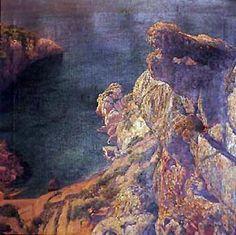 Mallorca en Pintura: Alexandre de Riquer Ynglada (1856-1920 )