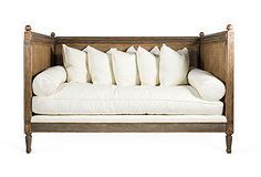 French-Style Daybed  #onekingslane and #designisneverdone