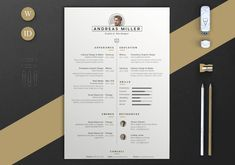 Resume Templates and Resume Examples - Resume Tips Microsoft Resume Templates, Infographic Resume Template, Best Free Resume Templates, Free Professional Resume Template, Free Resume Examples, Microsoft Word, Professional Cv, Resume Design Template, Cv Template