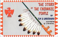 The Story of the Cherokee People by Thomas B. Underwood http://www.amazon.co.uk/dp/0935741011/ref=cm_sw_r_pi_dp_R7qVvb0X0HNM0