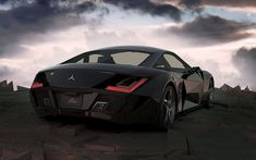 Mercedes-Benz  SF1 concept by Steel Drake, via Behance