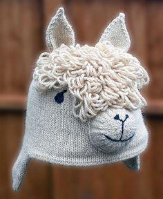 Ravelry: Alpaca Hat pattern by West Wight Alpacas