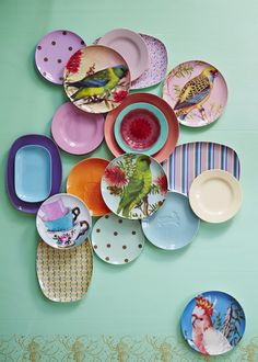 Melamine Love RICE AW14