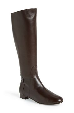Delman 'Molly' Flat Boot (Online Only) available at #Nordstrom