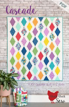 Cluck Cluck Sew Blog Cascade #170 PDF Pattern for sale