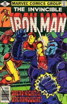Iron Man # 129 by Bob Layton