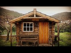For good build a log house, or even to a small cottage as is the case treated in this article, it is essential to have a stock of good quality logs, or at least...