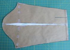 How To Widen a Sleeve (Full Bicep Adjustment)