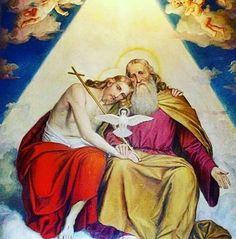 Oración a la santísima trinidad para peticiones urgentes y desesperadas