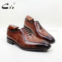 Cheap shoes men, Buy Quality shoe man men directly from China shoes men shoes Suppliers: cie Square Toe Lace-Up 2 Calf Leather Brown Patina Oxfords Leather Breathable Outsole Dress Men Shoe Men's Shoes, Dress Shoes, Oxfords, Calf Leather, Calves, Oxford Shoes, Lace Up, Toe, Mascot Costumes
