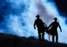 """""""Not all those who wander are lost. Hard Working Man, Rough Riders, Lights Background, Western Art, Various Artists, Cowboys, Wander, The Darkest, Westerns"""