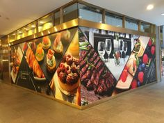 Custom Wall Graphics | Cushing is a leading print and digital communications firm based in Chicago, providing innovative solutions for its clients nationwide.