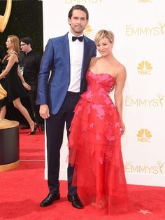 [PHOTOS] Celebrities At The Emmys 2014: Emmy Awards Red Carpet's Best Couples - Hollywood Life