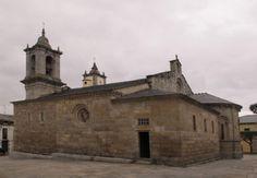 Después de San Pedro de Viveiro, la iglesia de Santa Maria del Campo es la más antigua del concejo.Está situada en la parte alta del pueblo.