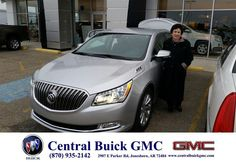 https://flic.kr/p/CAFZ1Z | Happy Anniversary to Mary Jane And Walter on your #Buick #LaCrosse from Billy Edgar at Central Buick GMC! | deliverymaxx.com/DealerReviews.aspx?DealerCode=GHWO
